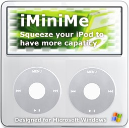 iMiniMe - MP3 Compress software for digital music players, smartphone and iPod